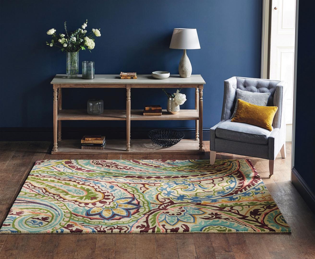 dywany vintage we wn trzach meubles de charme. Black Bedroom Furniture Sets. Home Design Ideas